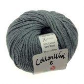 Cottonwool5 724 Petrol grey