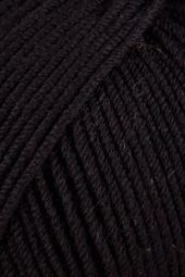 My wool 599 black