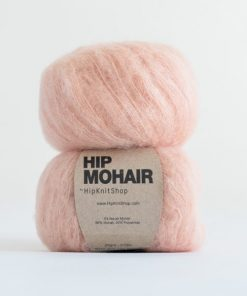 Hip mohair Just peachy