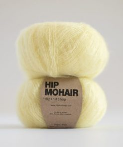 Hip mohair Lemonade