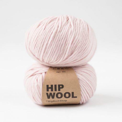 Hip wool Candyfloss