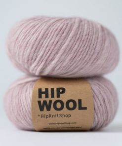 Hip wool strawberry milk