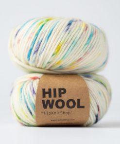 Hip wool tutti frutti
