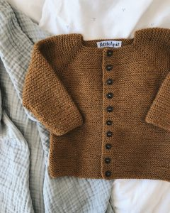 Ankers cardigan my size – MJUK AS