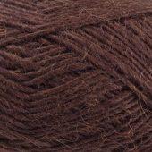 Lamauld 6202 mørkebrun