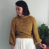 Hvirvelvind sweater