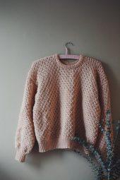 Snefnugsweater