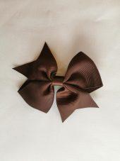 Sløyfe 211 Mørk brun