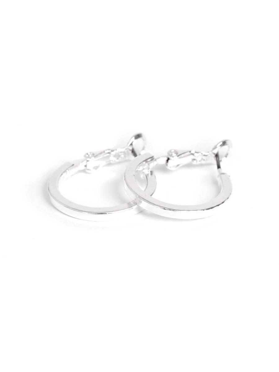 A&C standard ørering, sølv