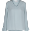 Soyaconcept Sc-Creme 108, grønn bluse