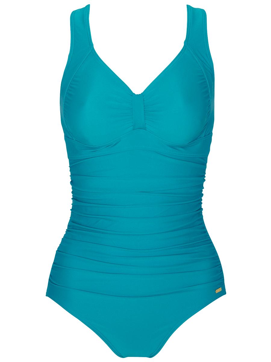 Abecita Kanters delight swimsuit, bahamas green