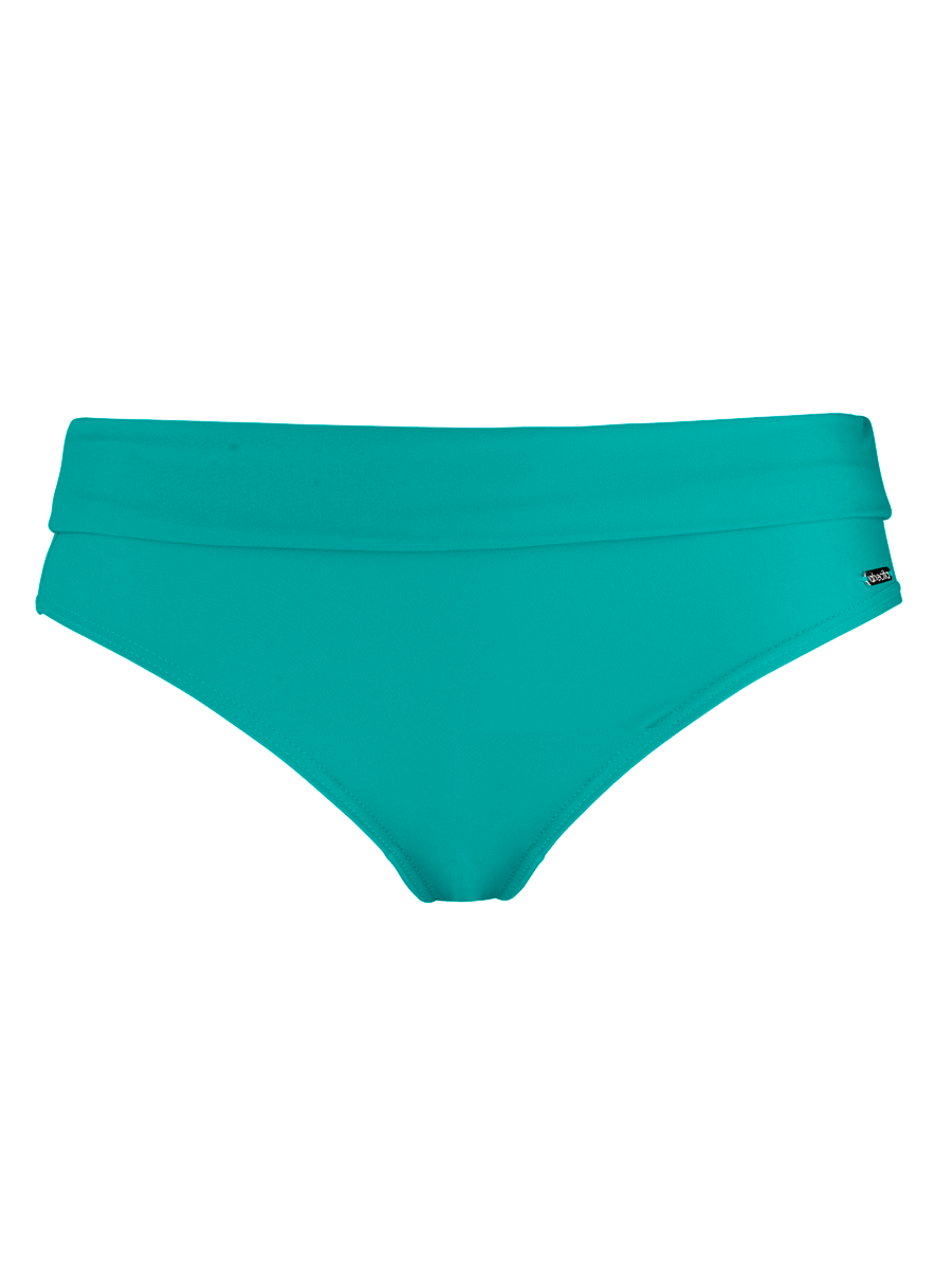 Abecita Alanya, folded brief, bahamas green