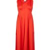 Nümph Cyrilla Dress, rød