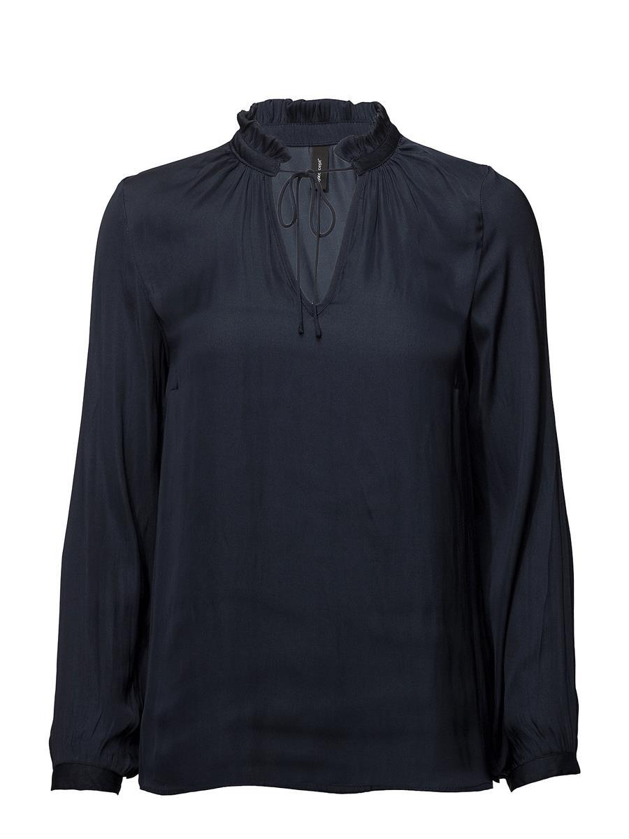 Soyaconcept Sc-Pamela15 marineblå bluse