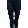 Ciso Stretch pants slim fit, denimblå jeans