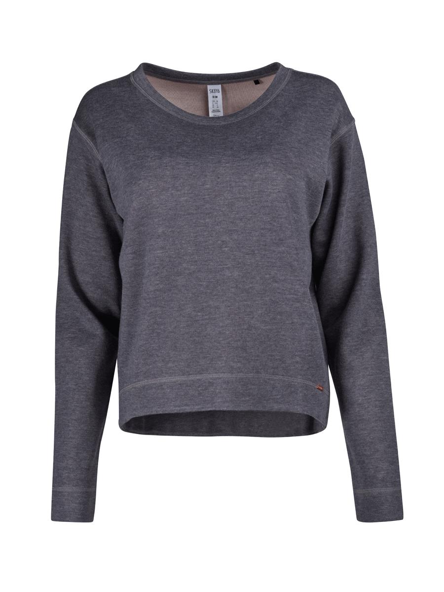 Skiny Loungewear Collection, sweatshirt, mørk grå