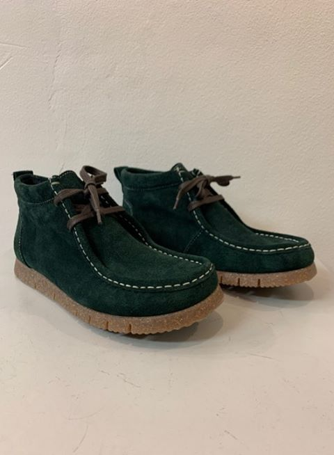Copenhagen Shoes Filipe Boot - dark green