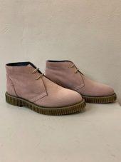 Copengagen Shoes Cara - rosa suede