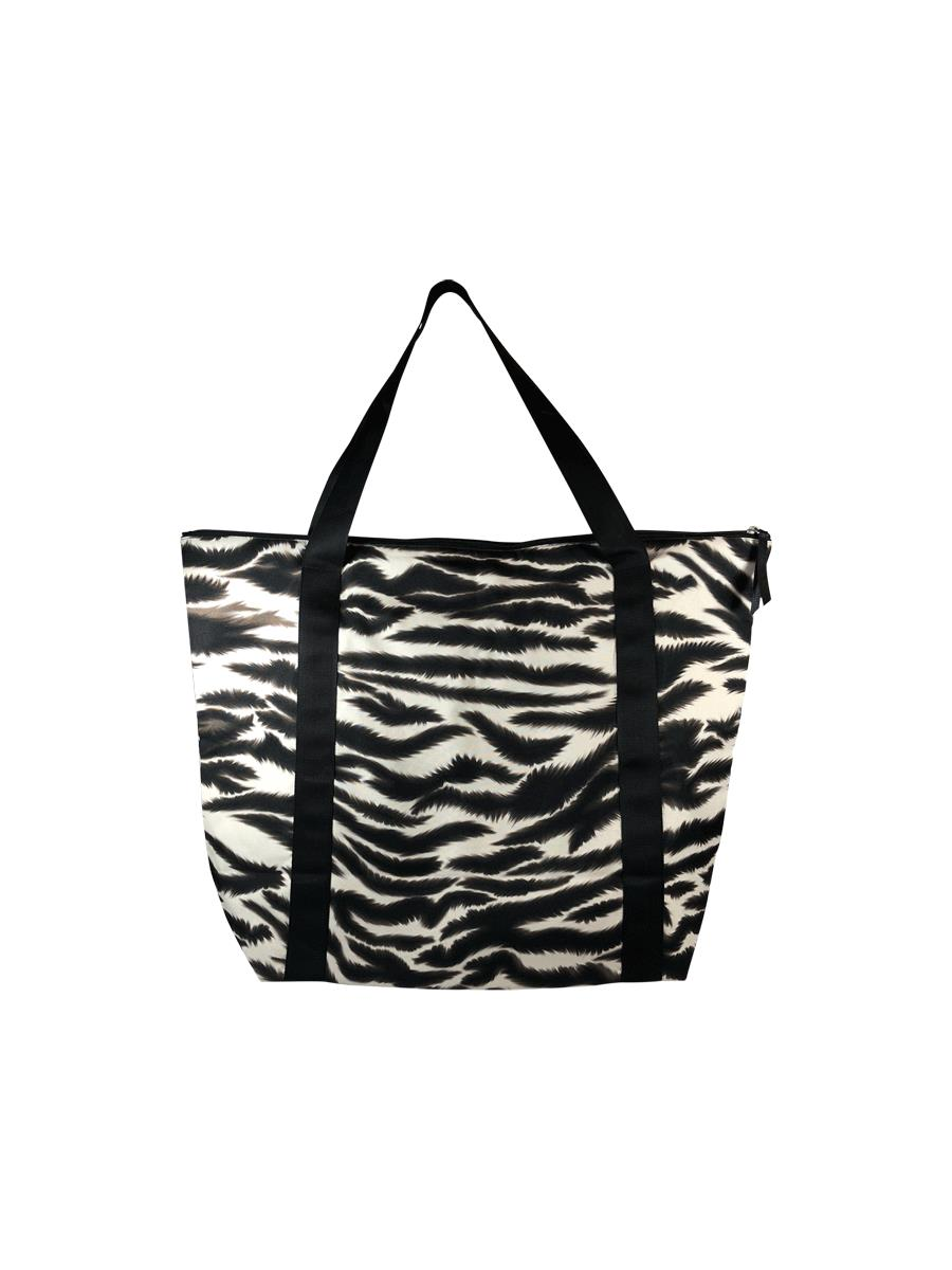 Black Clour Ally Shopper Bag - Black/Offwhite