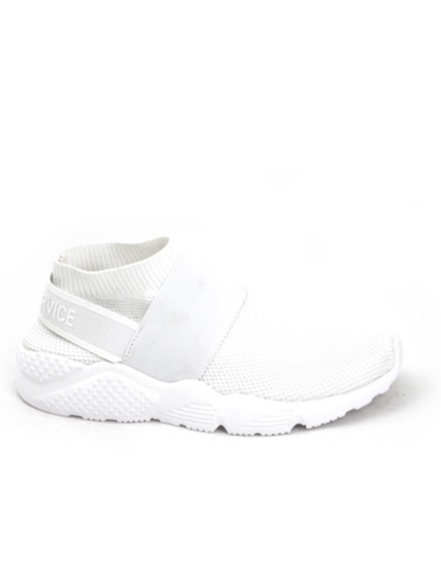 Publicservice Rocket White Sneakers, lette sneakers
