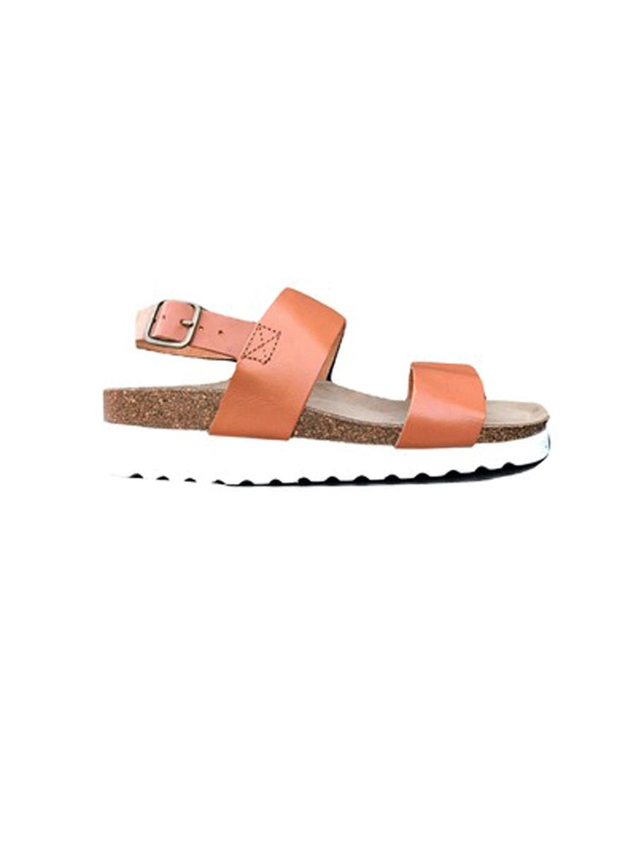 Maison Shoeshibar, Aya cognac, sandal