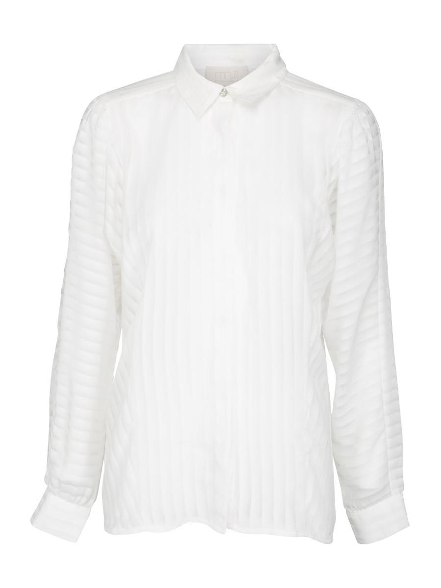 Minus Elma shirt, hvit