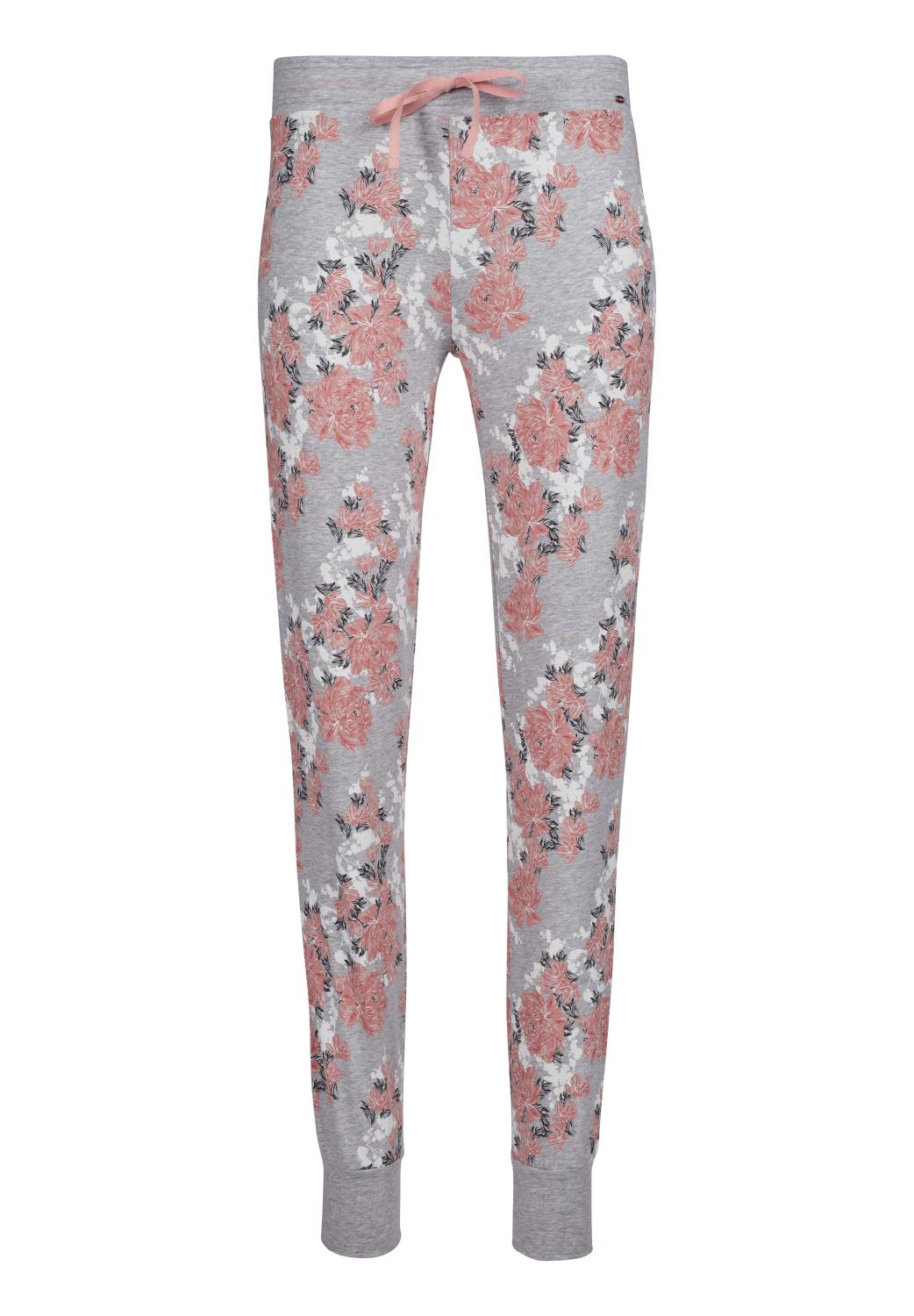 Skiny L. pants long, sleep & dream, rose flower