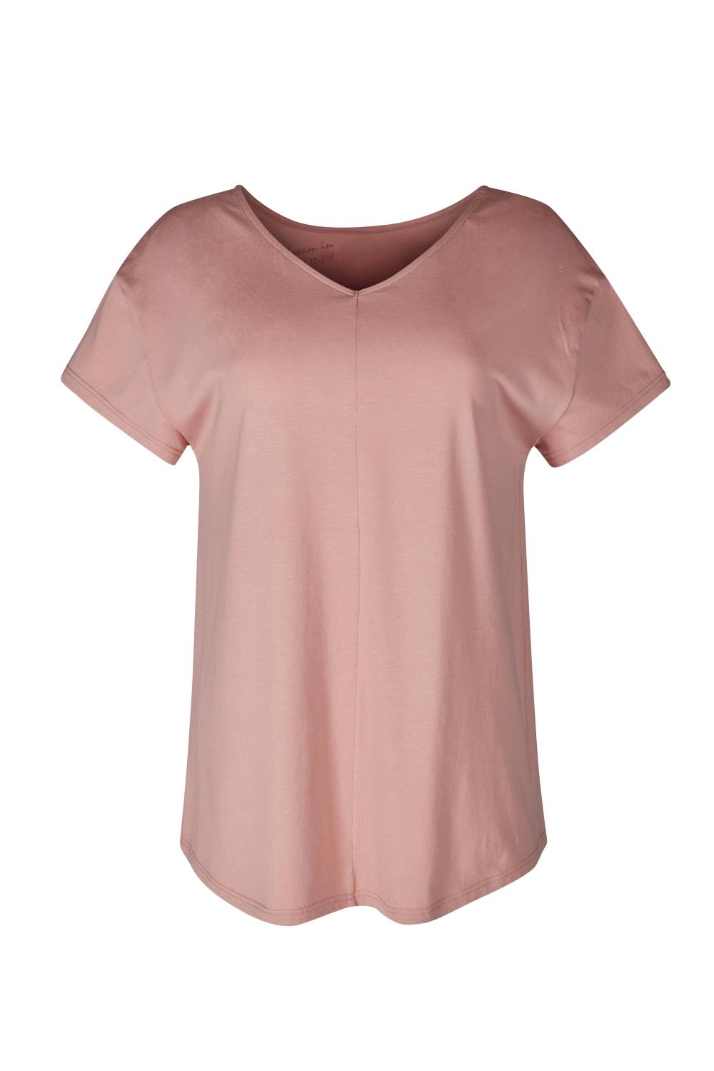 Skiny L. shirt s/sl, sleep & dream, rose dawn