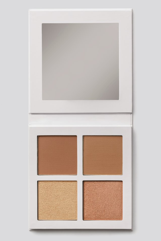 NA-KD Highlight & Contour Kit - Light Medium