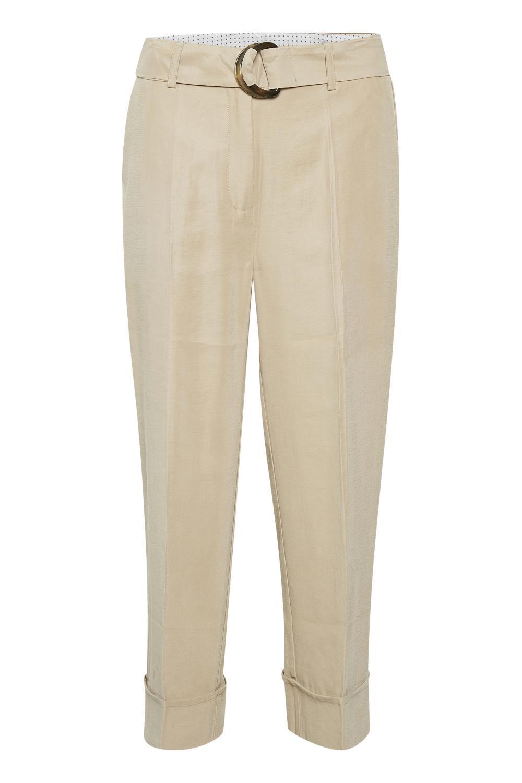 Kaffe Gustava Culotte Pants, beige
