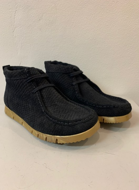 Copenhagen Shoes Filipe snake boot - black
