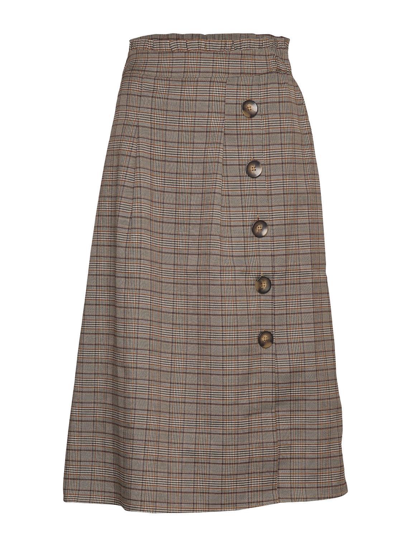 Freequent Lulu skirt, rutet