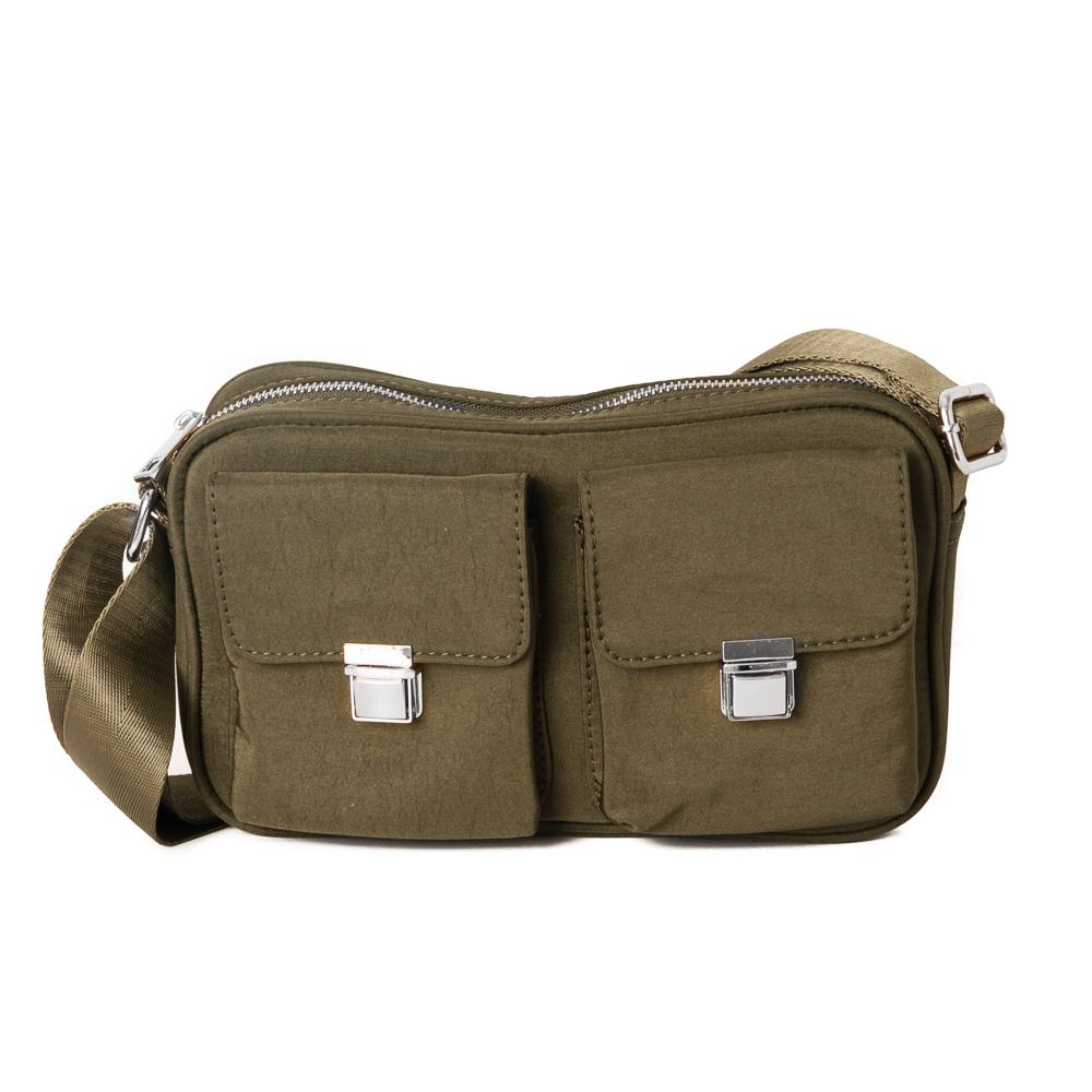 Rosenvinge Carma citybag pocket, army grønn