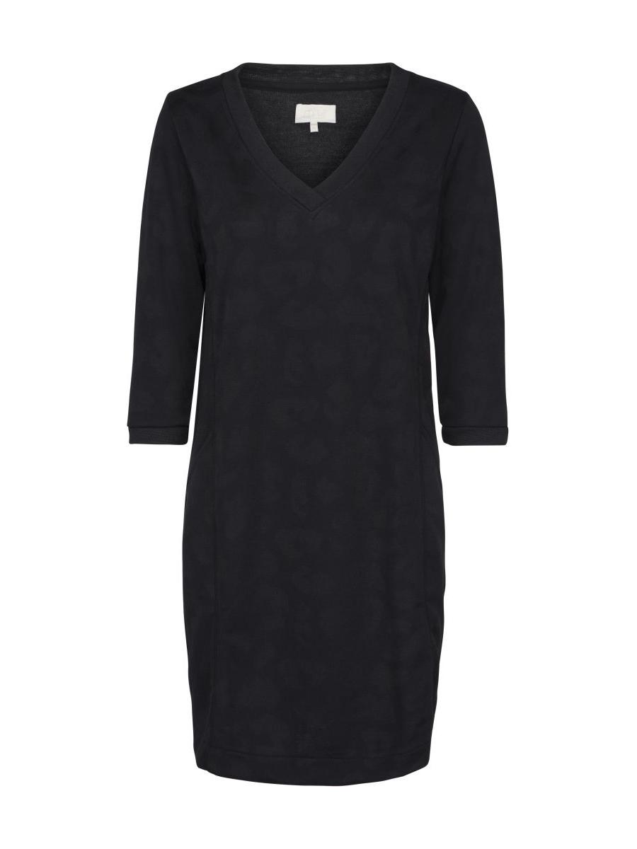 Minus Runa Dress, sort kjole