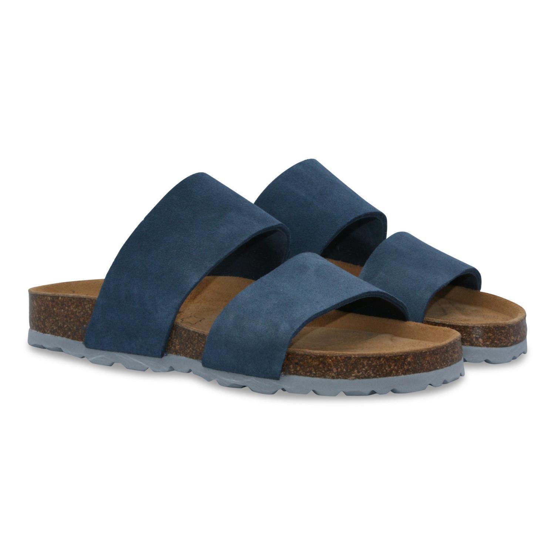 ORGINALSIN Sara blue sandal