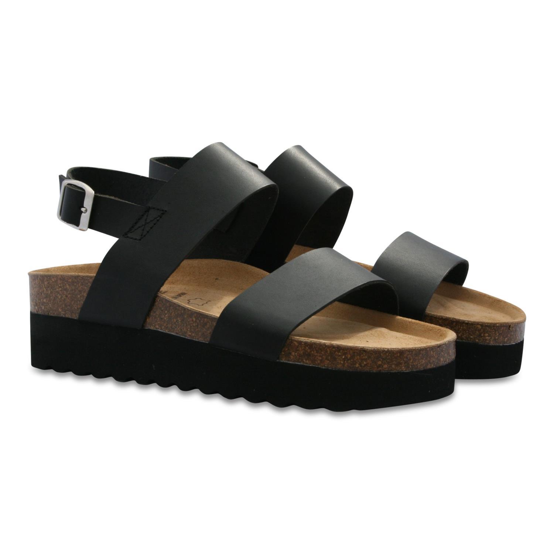 Orginalsin Maja black, sandal