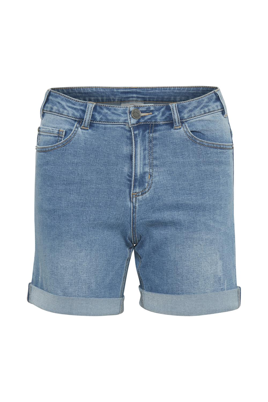 Kaffe Demi denim shorts