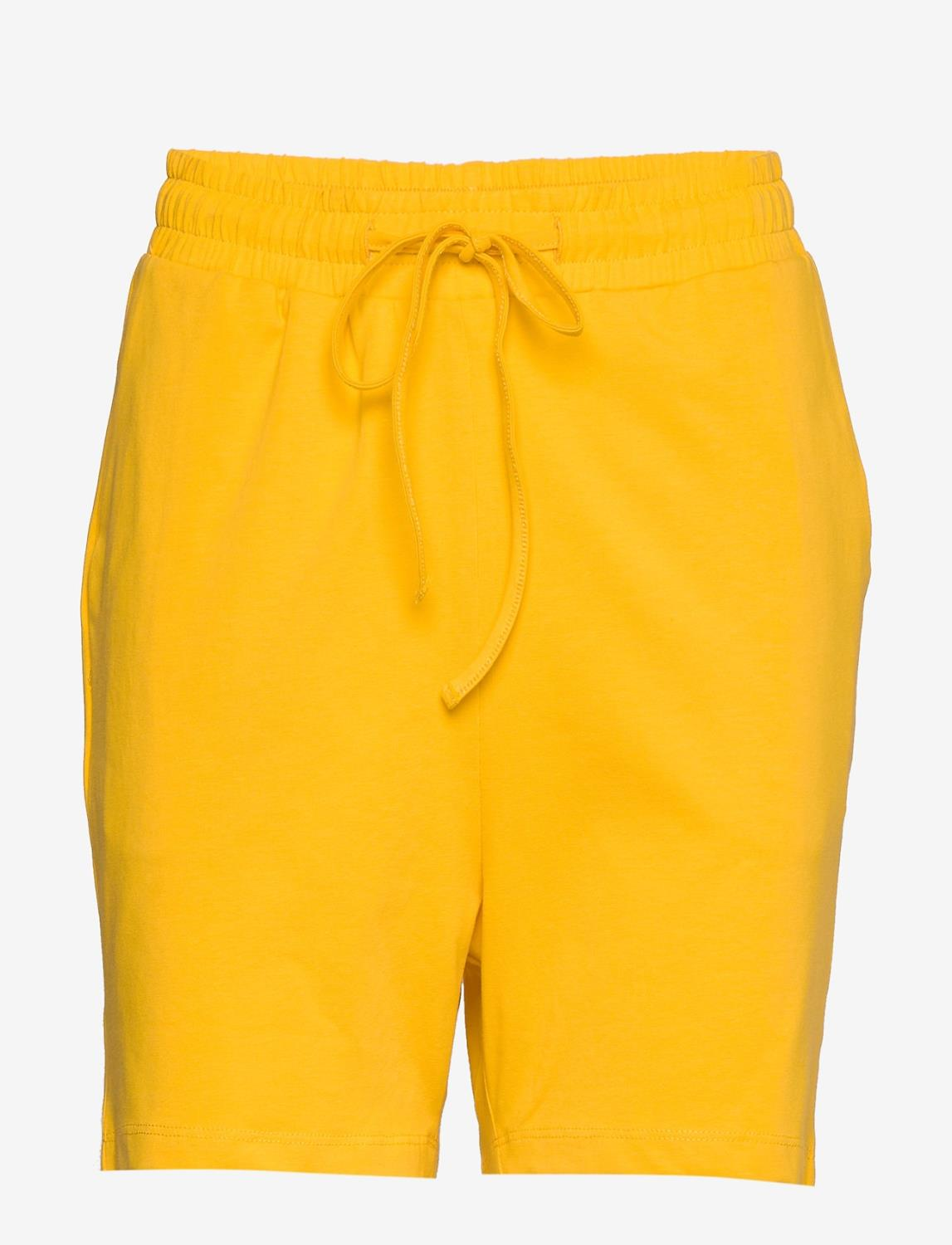 Kaffe Linda Shorts, golden rod