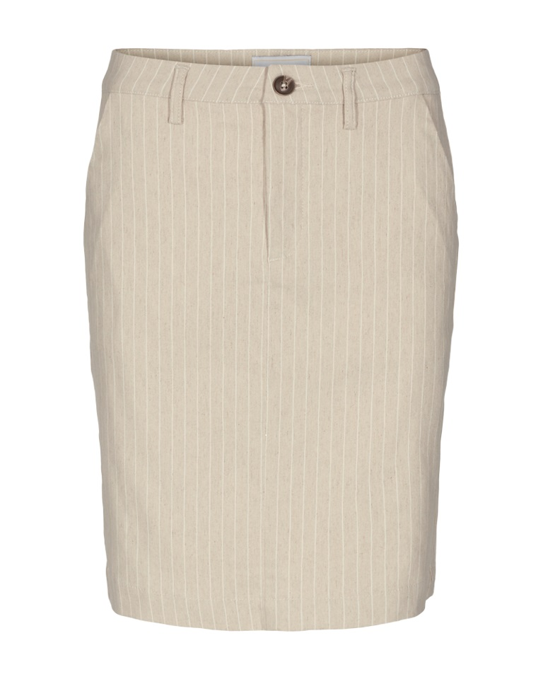 Freequent Vio skirt, beige