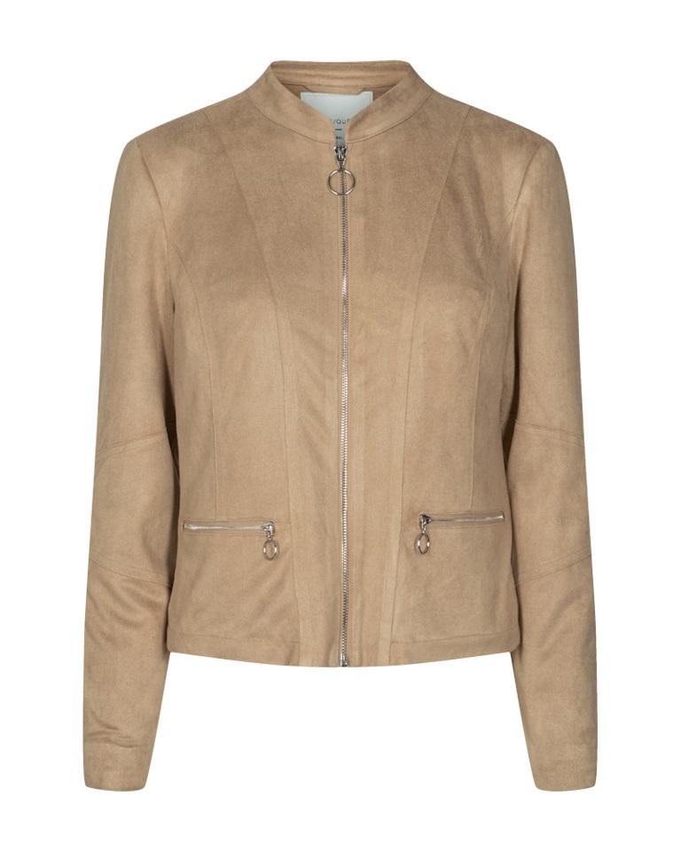 Freequent Sparrow jacket, beige