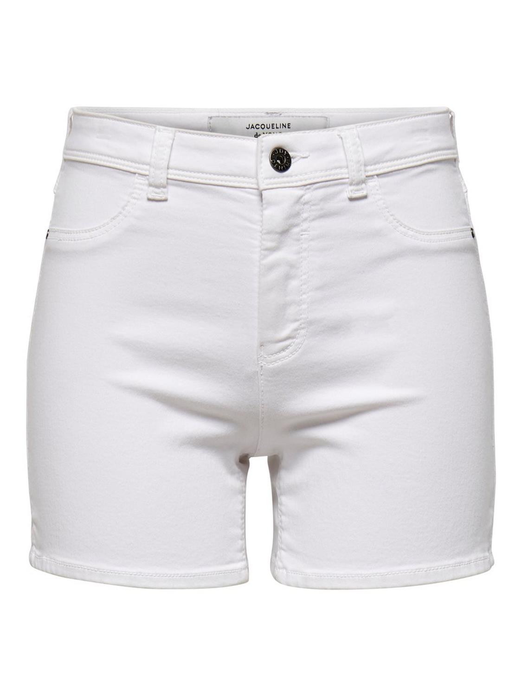 Jacqueline de Yong, NIkki High Shorts, white