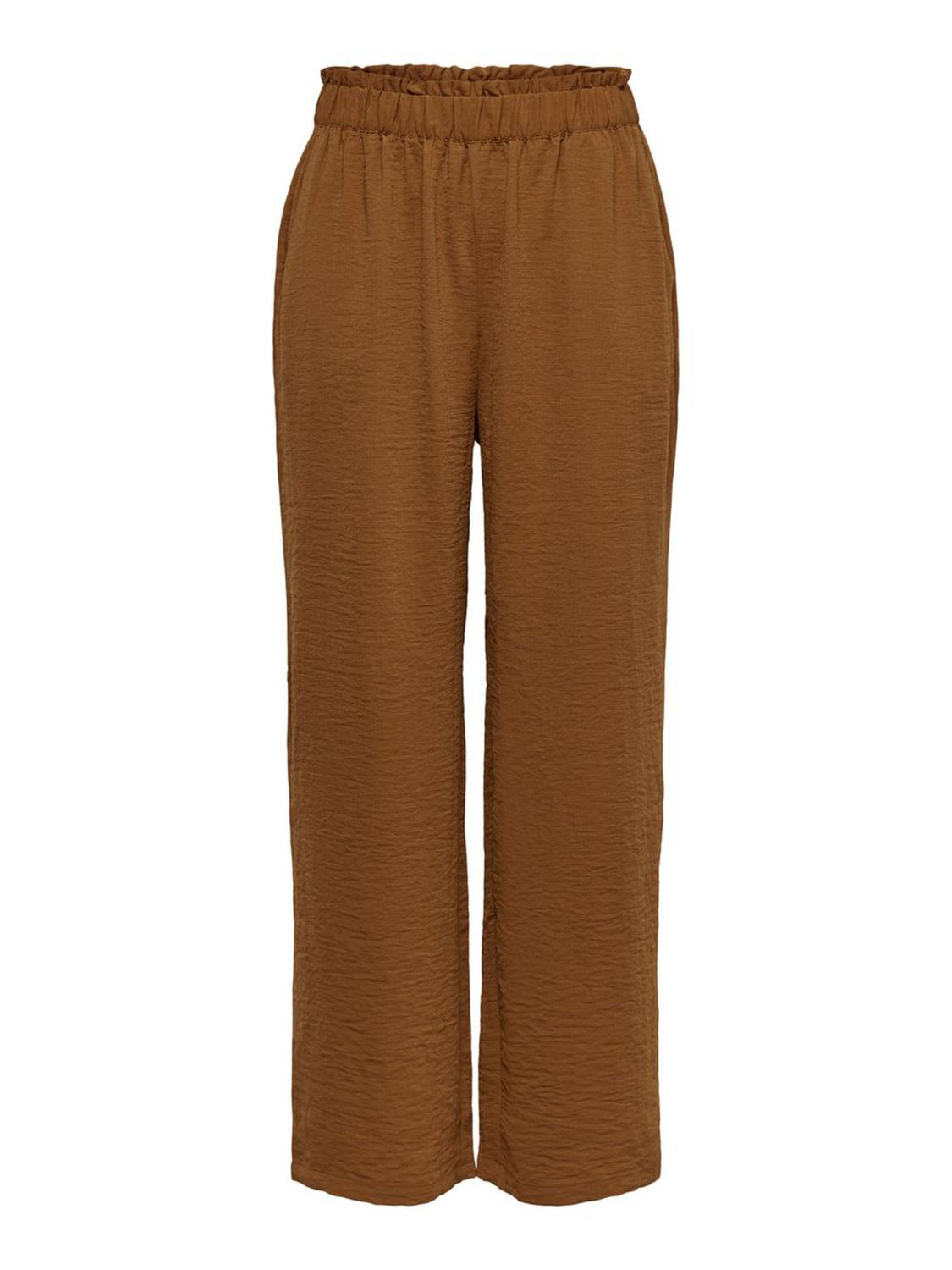 Jacqueline de Yong, Tina Highwaist Wide Pant, argan oil
