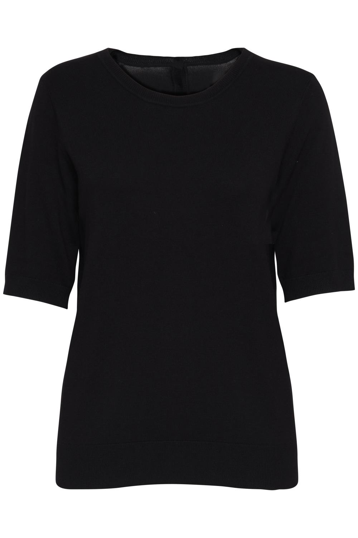 Pulz Sara pullover, black beauty
