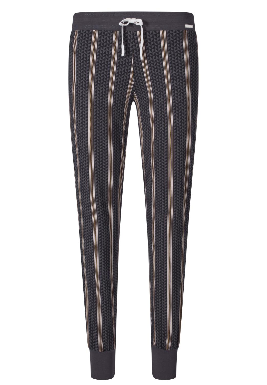 Skiny L. pant long, nineiron graphicstripe