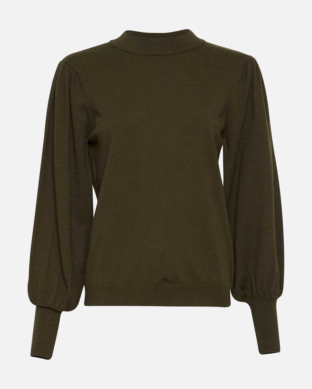 MSCH Talma Helena pullover, mosegrønn