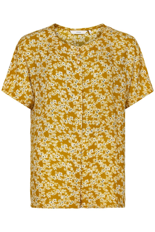 Nümph Bijou blouse, buck brown