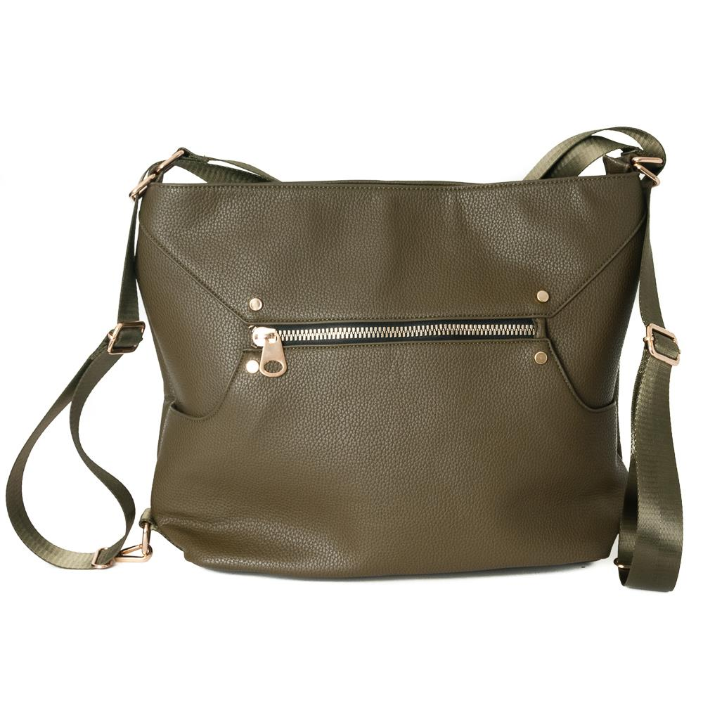 Rosenvinge Ella bag/sack army green