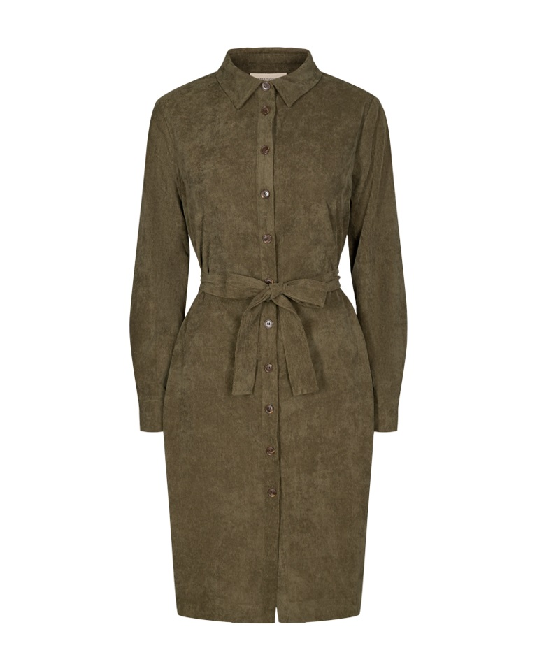Freequent FqSweetie dress, olive night