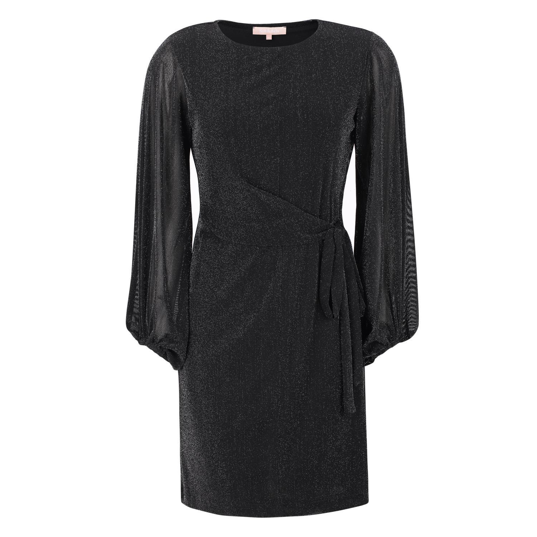 Soft Rebels Albertine dress, black