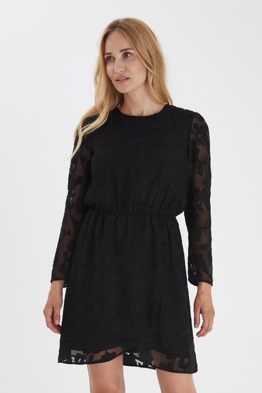 Pulz Harper dress, back beauty
